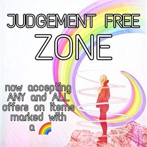 Other - 🌈 JUDGEMENT FREE 🌈